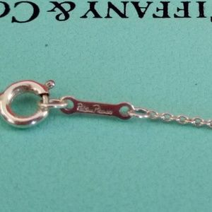 Tiffany & Co. Jewelry - Tiffany & Co by PalomaPicasso loving heart pendant